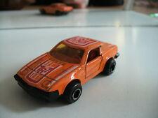 Majorette Truimph TR7 in Orange