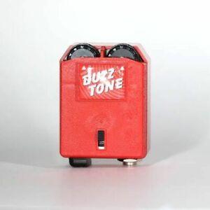 New Red Jordan Buzz Tone re-issue Fuzz unit Boss Tone