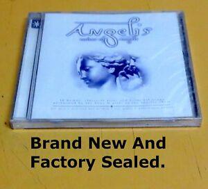 Angelis-las-voces-de-los-Angeles-Totalmente-Nuevo-Y-Sellado-Music-CD-16-Pistas
