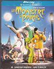 Combo DVD + BLU-RAY UN MONSTRE A PARIS Vanessa Paradis Gad Elmaleh