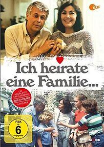 4-DVD-Box-ICH-HEIRATE-EINE-FAMILIE-Die-Komplette-TV-Serie-MB-NEU-OVP-amp