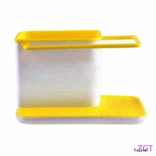 Plastic Racks Organizer Caddy Storage Kitchen Sink Utensils Holders Drainer