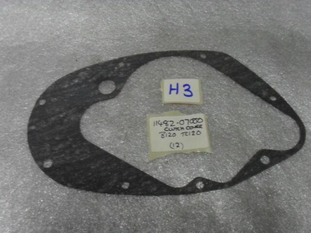 NOS SUZUKI B120 TC120 CLUTCH COVER GASKET 11482-07000 (H3)