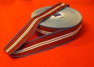 Full-Size-1-MTR-Queens-Diamond-Jubilee-Medal-Ribbon-Diamond-Jubilee-Ribbon-DJ