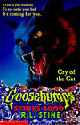 Cry of the Cat by R. L. Stine (Paperback, 1998)