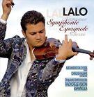 Edouard Lalo: Symphonie Espagnole (CD, Feb-2013, Warner Classics (USA))