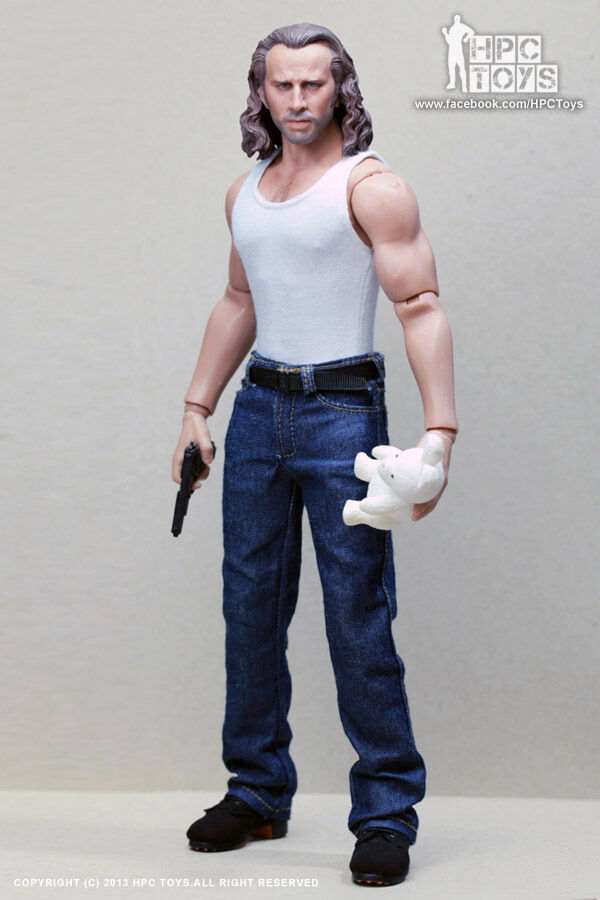 1 6 HPC Toys Jail Hero Con Air Cameron Poe Nicolas Cage Action Figure