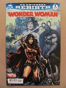 Wonder Woman #1 #2 #3 DC Comics Rebirth 2016 Series 9.6 Near Mint+