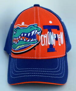 new products 0d477 4c06e Image is loading NCAA-FLORIDA-GATORS-034-CHOMP-039-EM-034-