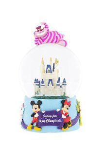 DISNEY-PARKS-CINDERELLA-CASTLE-Greetings-Disney-World-A-Small-World-Cheshire-Cat