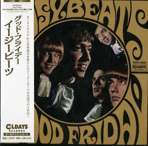 EASYBEATS-GOOD-FRIDAY-JAPAN-MINI-LP-CD-BONUS-TRACK-C94