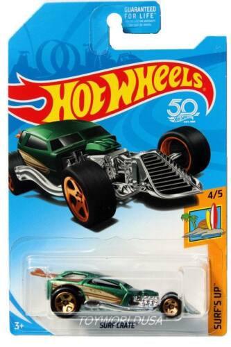 2018 Hot Wheels Kmart Exclusive 4/5 Surf's Up Surf Cate