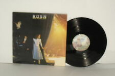 RUSH Exit Stage Left Double Vinyl LP 1981 Mercury SRM-2-7001 Plays Well VG+