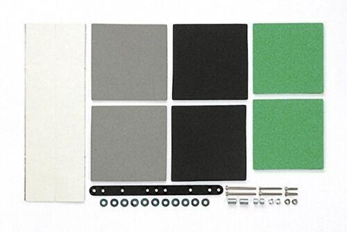 Green,3 Types Tamiya 15441 1//32 Mini 4WD Parts JR Brake Sponge Set