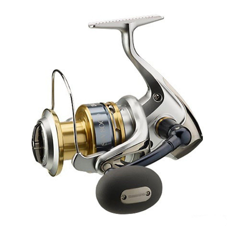 Shimano Spinning Reel De Pesca 16 Biomaster Sw 6000PG de Japón Nuevo En Caja