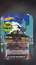 HOT WHEELS RETRO ENTERTAINMENT TV SERIES BATMOBILE 2016 SAVE 5% WORLDWIDE FAST