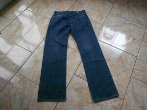L32 Foncé Très W29 Jeans star Pant Coder Bleu H8435 bien G nBCqxYZ8