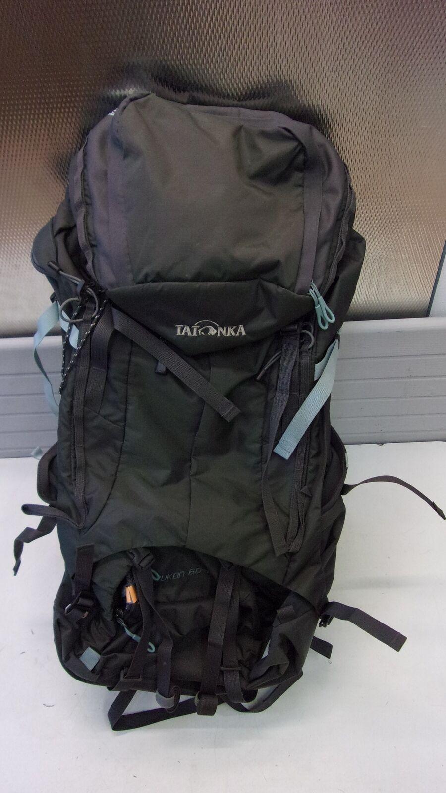 Tatonka Yukon 60  10L Donna Zaino Trekking Titan grigio Conto D44385