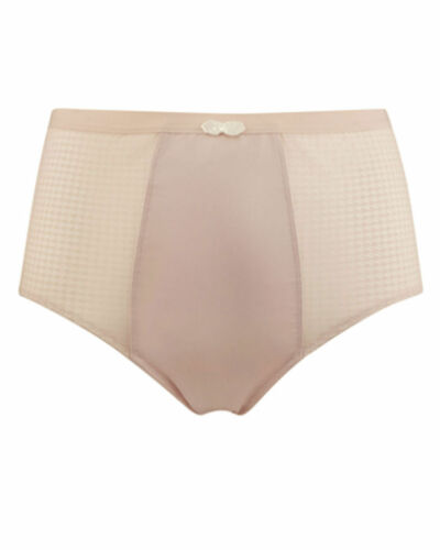 Pearl New Lingerie Pour Moi Signature High Brief Knickers 8706 Deep Brief