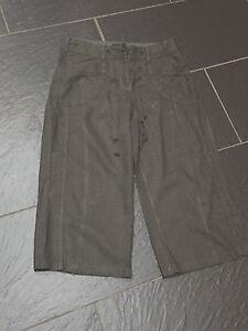 Next Linen Shorts Size 12 Shorts Women's Clothing