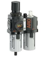"Ingersoll Rand 3/8"" Filter-Regulator Lubricator Combination"