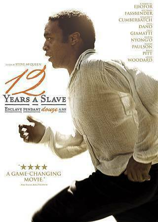 12 Years a Slave (DVD, 2014, Canadian)