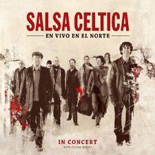 Img del prodotto Id3z - Salsa Celtica - En Vivo En El Norte - Cd - New