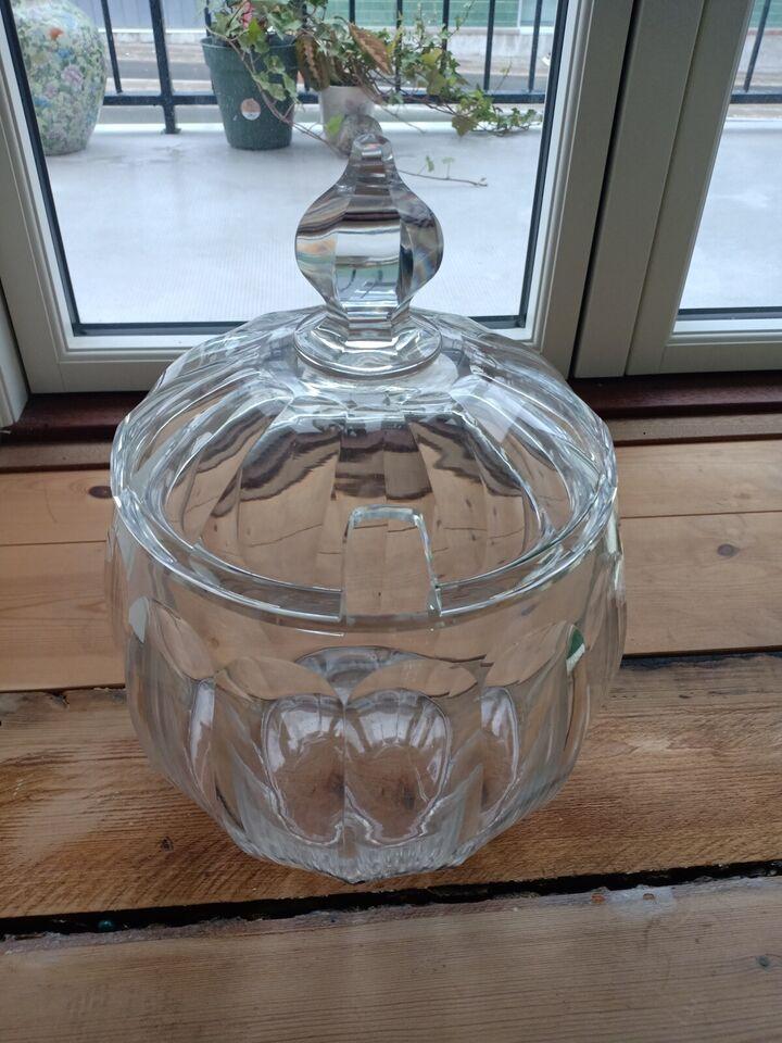 Glas, Glas Punch Bowle