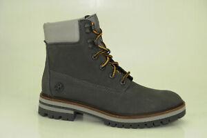 Timberland-London-Square-6-Inch-Boots-Schnuerstiefel-Damen-Schuhe-Stiefel-A28TD