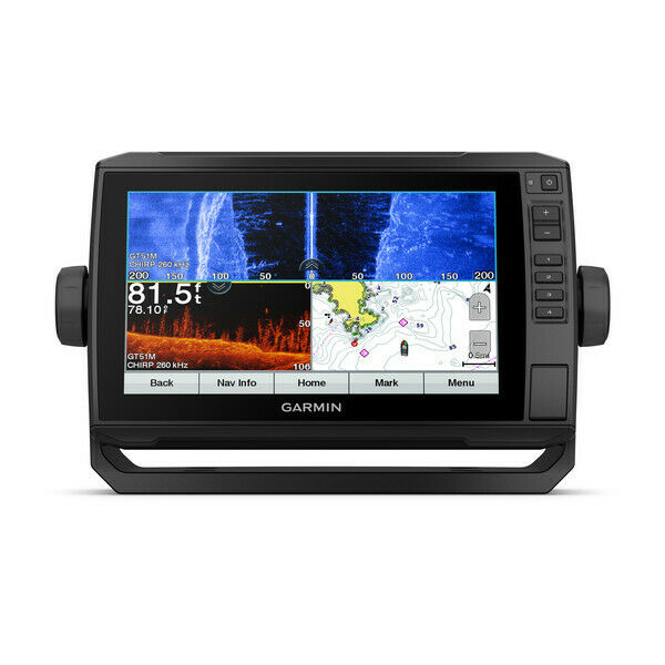 Garmin echoMAP PLUS 94sv with blueeChart g3 and GT51M-TM Transducer 010-01902-05