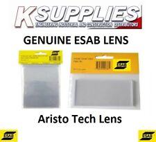 ESAB Outer Cover Lenses for Warrior Aristo Eye Tech 10pcs