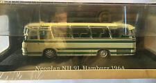 "DIE CAST BUS "" NEOPLAN NH 9L HAMBURG 1964 "" SCALA 1/72 ATLAS"