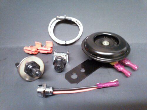 Yamaha Viking Turn Signal Horn Kit Sealed Loomed Wiring Harness LED Light