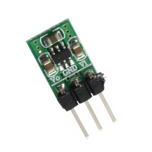 Mini DC-DC Converter 3V 3.7V 4.2V 5V to 3.3V Step Up Down Regulated Power CC1101