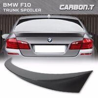 Stock In Us Unpainted Rear Trunk Spoiler For Bmw 5-series F10 Sedan Ac Type