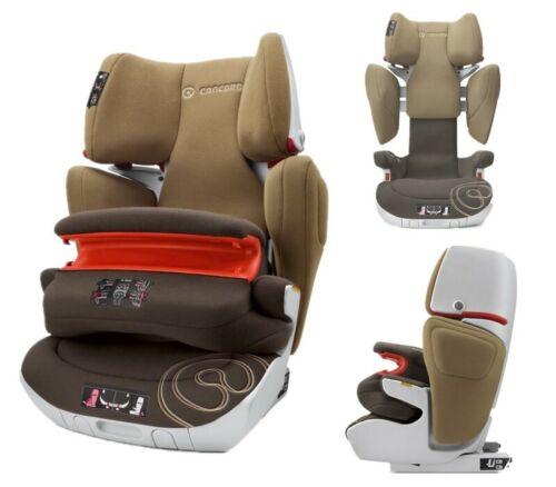 Concord Transformer XT Pro Auto-Kindersitz Isofix 9m bis 12Jahre Walnut Brown