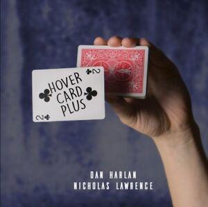 Hover-Card-Plus-By-Dan-Harlan-and-Nicholas-Lawrence-Magic-Trick-Gimmick-Illusion