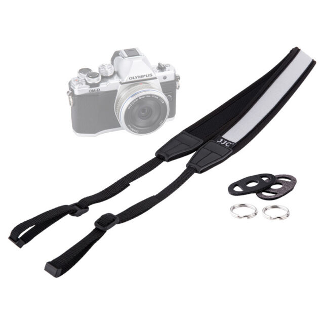Adjustable With Quick-Release. Olympus FE-46 Neck Strap Lanyard Style