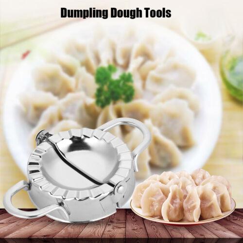 Stainless Steel Dough Press Maker Dumpling Pie Ravioli Making Mold Mould Tools