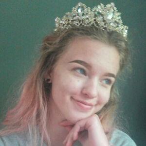 Bridal-Princess-Rhinestone-Crystal-Hair-Headband-Crown-Wedding-Comb-Tiara-Prom