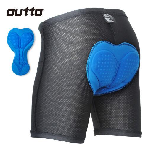 Herren Fahrradhose Kurz Atmungsaktive MTB BMX Hosen Gym Sport Shorts Radlerhose