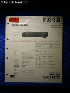 Sony-Service-Manual-MDS-303-0778