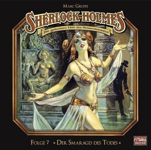 1 von 1 - Sherlock Holmes 07 Der Smaragd des Todes (2013, Hörspiel)