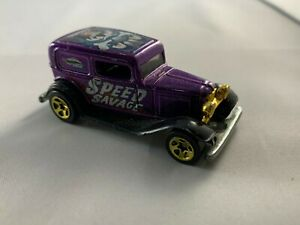Hot-Wheels-039-32-Ford-Delivery-2002-5-Pack-Diecast-Colecionaveis-Escala-1-64