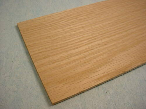 "Oak - 1//32/"" x 3/"" x 24 Dollhouse Miniature Sheetwood -2 pieces"