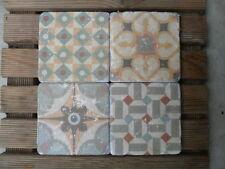 4 Fliesen, Kacheln, Naturstein Mosaik Nr.5
