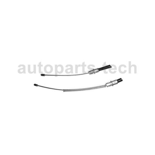 2x Raybestos Brakes Rear Left Rear Right Parking Brake Cable For F-100 1976~1979