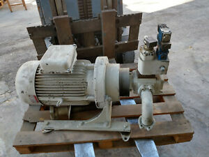 Eckerle Rexorth hydrailic pump PGN4-207080RE-