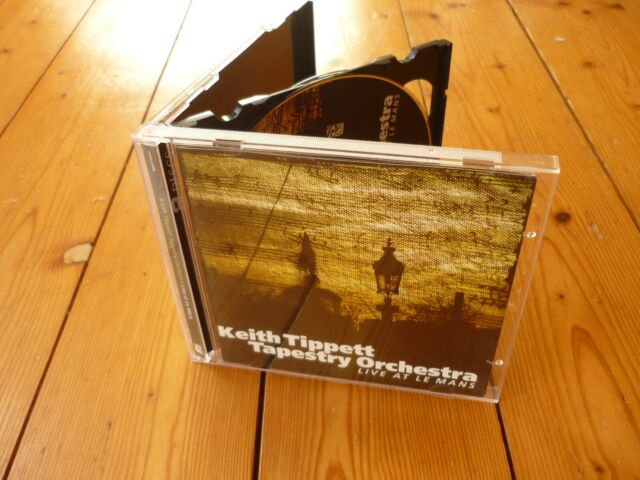Keith Tippett Tapestry Orchestra ‎– Live At Le Mans PAUL DUNMALL ELTON DEAN 2CD