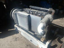 Deutz Bf6m1013 Turbo Diesel Engine Video Runs Clean 1013 1012 Water Cooled